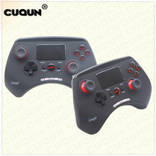 Bluetooth Wireless 5.5Inch Game Controller Gamepad Joystick 2.0 Inch Touchpad For iPhone Samsung Android/ios/PC