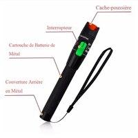 1pc 30mW Visual Fault Locator Fiber Optic Cable Tester 10mw Red Laser Light 30KM Pen Type Visual Fault Locator