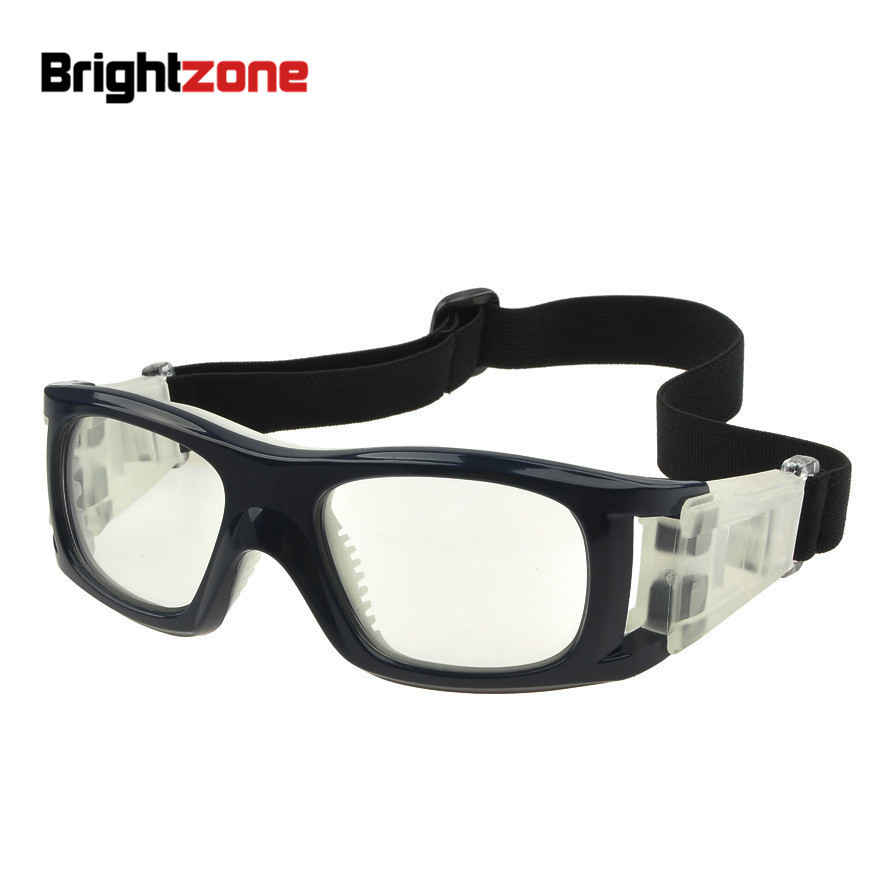 New Arrival Out-door Tennis Soccer Football Basketball Goggles Eye Protection Sports Safety Prescription Glasses Optical Frame
