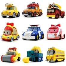 Toy Animation Automobile Model Fire Engine