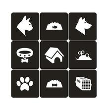 Pet Shop виниловые наклейки на стены Pet Salon собака Инструменты вход росписи Книги по искусству стены Стикеры Pet Shop окна Стекло магазин украшения