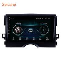Seicane Car Multimedia Player For TOYOTA REIZ Mark X 2010 2011 2012 2013 2014 2015 9 2Din Android 8.1 Wifi Head Unit GPS Radio