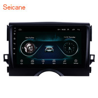 Seicane Car Multimedia Player For TOYOTA REIZ Mark X 2010 2011 2012 2013 2014 2015 9 2Din Android 8.1 Wifi Head Unit GPS Radio