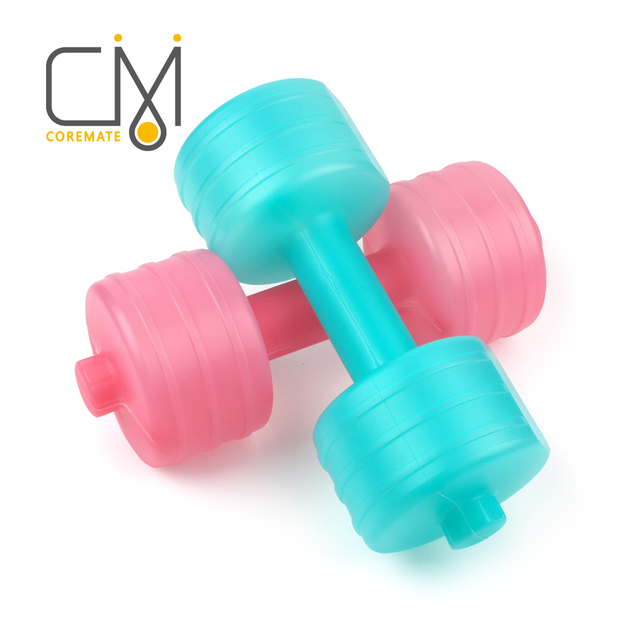 COREMATE Fitness Dumbbells Sport Crossfit Dumbell Musculation Mancuernas Gym Equipment Exercise Yoga Training Weights Pilates