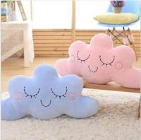 WYZHY down cotton cloud pillow air conditioning blanket plush toy doll sofa decoration to send friends and children gifts 60CM