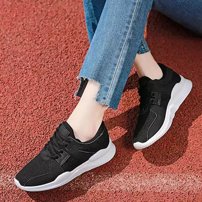 7992eb66 ALDOMOUR Spring 2018 Adult Women Running Shoes Sneakers Sport Shoes  Slippers Zapatos De Hombre Lace up Breathable Size 35 40 WLS-in Running  Shoes from ...
