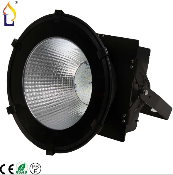 2pcs/lot Led High bay flood light 300W 400W 500W IP65 LED outdoor lamp AC100-277V SMD3030 & meanwell driver industrial lighting