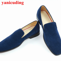 MIQUINHA Slip On Casual Flats Low Top Male Shoes Luxury Brand Loafers Handmade European Design Men