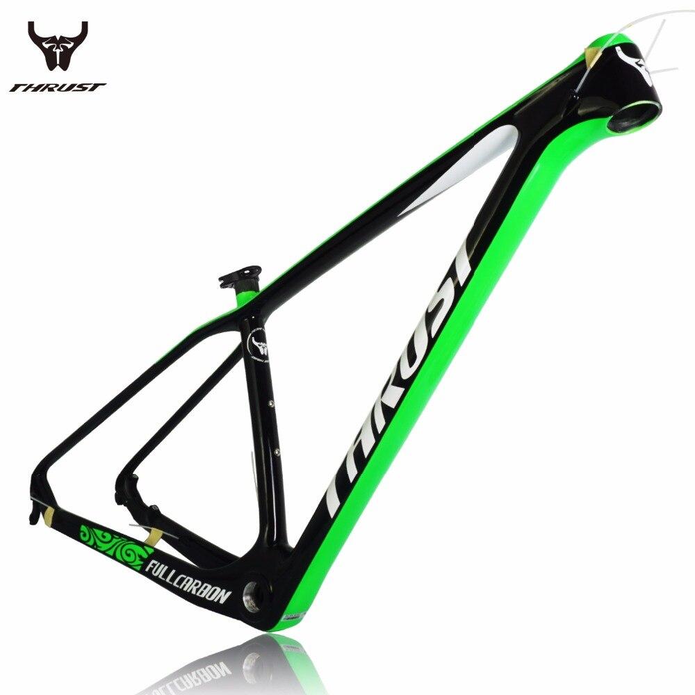 ᗜ LjഃTHRUST Carbon mountain bike 29e Chinese carbo fiber frame mtb ...