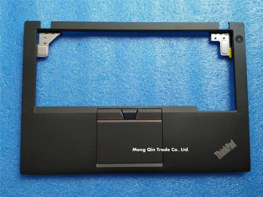 New Original for Lenovo ThinkPad X250 X250I X240 Palmrest Cover Upper Case 3 Three Keys Touchpad Cable 00HT391 цена
