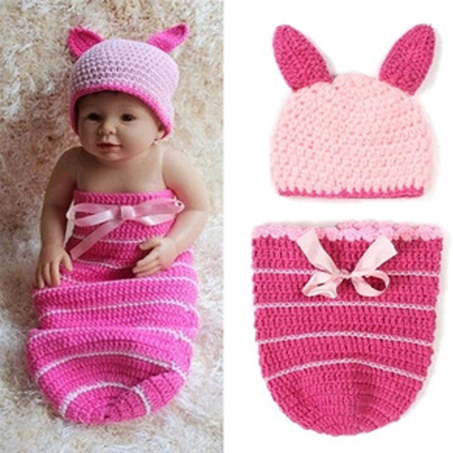 5c45da1b1 Tejido a mano Sacos de dormir Ropa Infantil 0-3 meses calcetines de Lana de