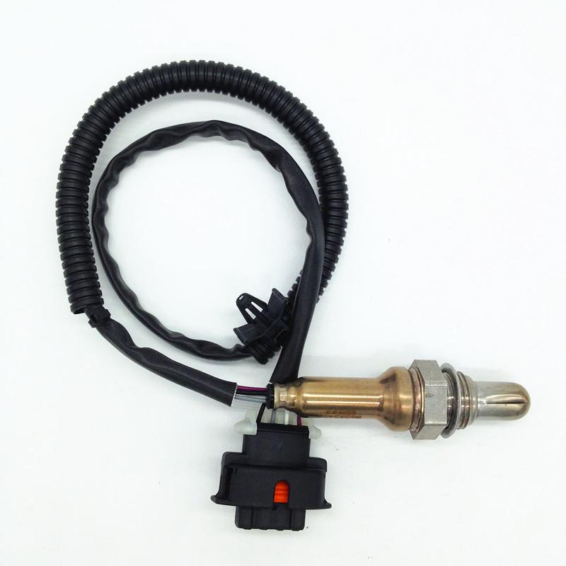 OE#:55563403 Oxygen Sensor 4 wire Lambda Probe Oxygen Sensor(550mm/21.65) for VAUXHALL Meriva Mk I 1.6 L 2003-2009 O2 Sensor