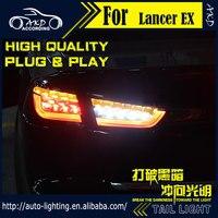 AKD Car Styling Tail Lamp For Mitsubishi Lancer EX Tail Lights Lancer LED Tail Light Signal