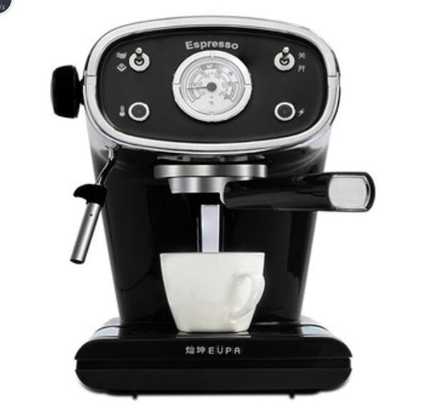 220V 800W semi - automatic Italian coffee machine 15bar high pressure steam milk coffee machine цена и фото