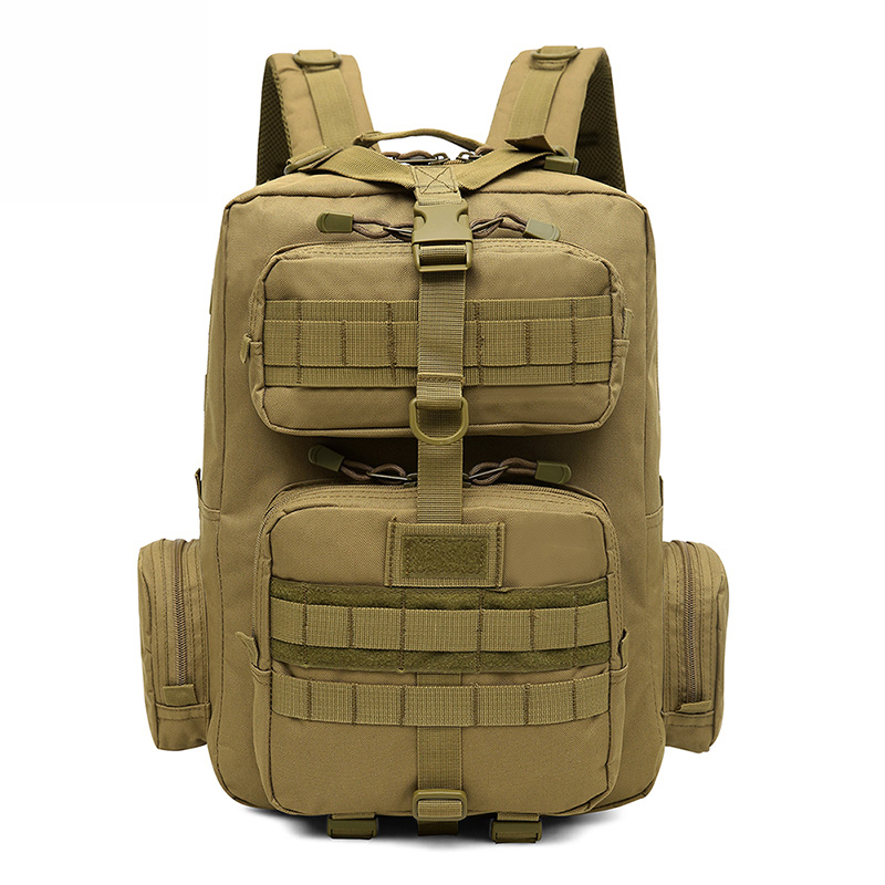 Shoulder Laptop Backpack Travel Bag School Outdoor Sports Military Bag Tactical Waterproof MOLLE Camo Hunting Bag