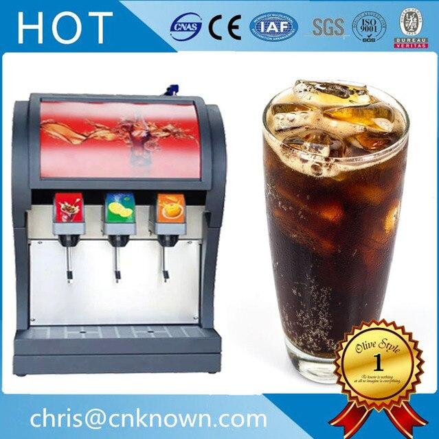 Frische soda getränke getränkeautomat cola getränke maschine für ...