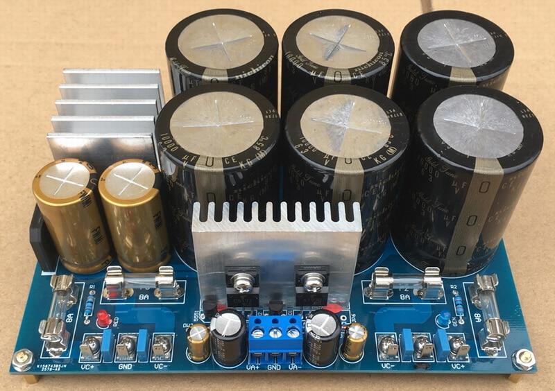 New 63v 10000uf X 6 Pcs Filter Capacitor A6 Class A