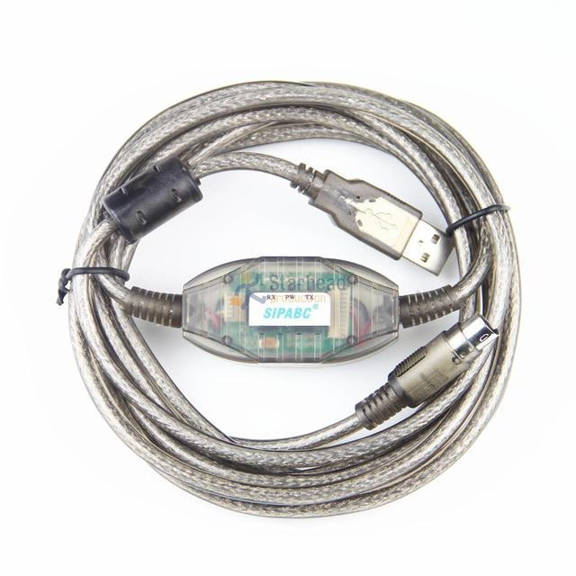 New 2014 USB programming cable USB 1761 CBL PM02, FT232RL, for Allen ...