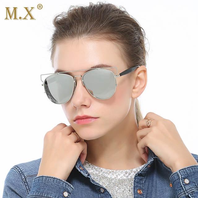 5b7ab93bdda7 Online Shop MX Fashion Cat Eye Sunglasses Women Popular Brand Design  Polarized Sunglasses Summer HD Polaroid Lens Ladies Sun Glasses 2019