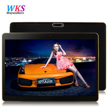 Waywalkers T805s Android 5.1 tabletas de 9.6 pulgadas computadora Inteligente android Tablet Pc, Ram 4 GB Rom 64 GB Octa core GPS