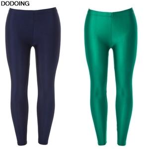 Image 5 - NEW Brands Legging Female Good Quality Fashion Leggings High Elasticity Leggins Waist Panty Women Plus Size Green TOP Selling