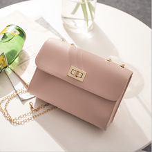 Chain bag women shoulder new fashion small fresh square Bags for Women