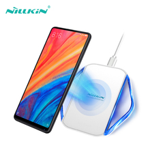 NILLKIN Wireless Fast Charger For Xiaomi Mix 2s 3 mi 9 Qi Huawei Mate 20 P30 Pro USB Phone Charging Pad