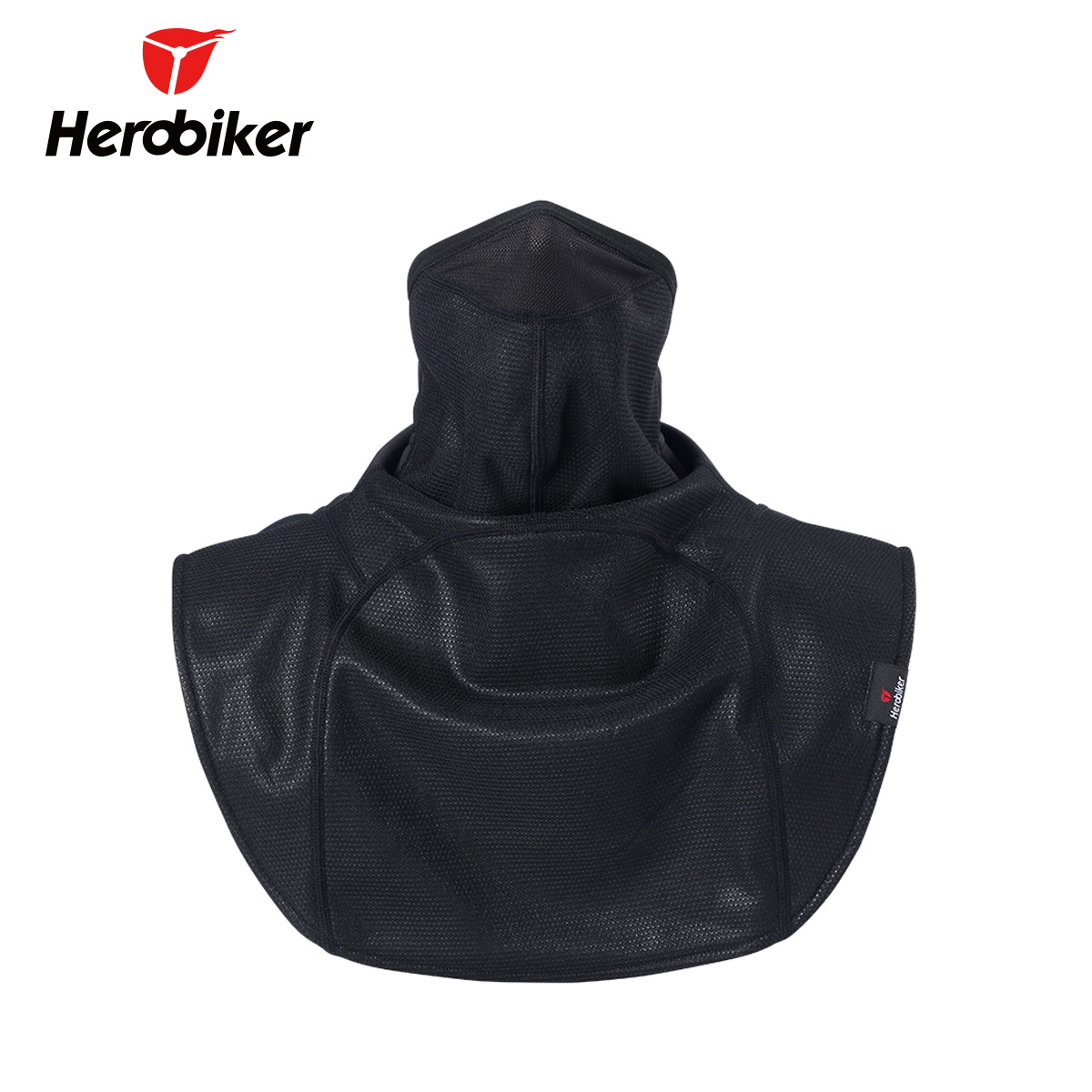 HEROBIKER Motorcycle Face Mask Shawl Windproof Winter Face Mask Thermal Fleece Cycling Mask Moto Scarf Ski Bicycle Bike Mask new winter warm scarf hat mens thermal fleece hood ski bike hiking unisex winter windproof face mask beanie caps mens