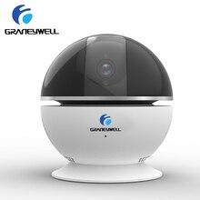 Caméra IP wi fi Graneywell 1080P haut parleur Bluetooth mini caméra intelligente Vision nocturne Videcam moniteur bébé caméra de Surveillance vidéo