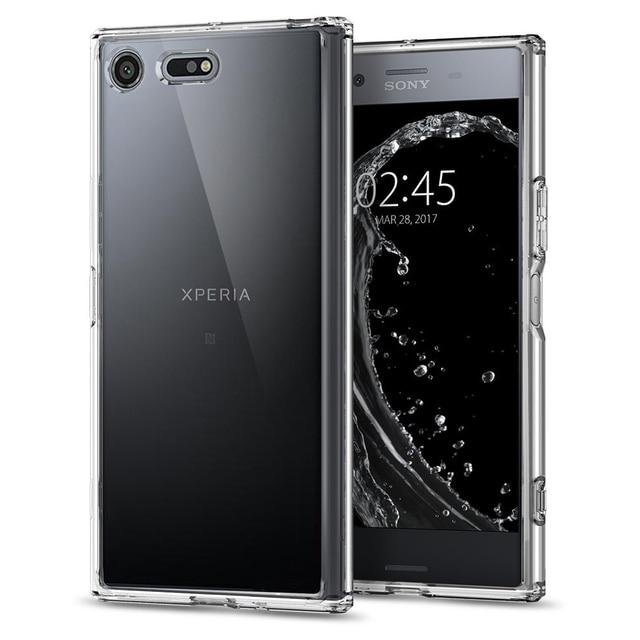 finest selection 5a914 ba108 US $17.99 |Aliantech Original Ultra Hybrid Case for Sony Xperia XZ Premium  5.5