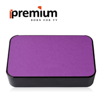 2019 Ipremium TV Online Smart Android TV Box With infinity subscription for Brazil iptv or Arabic