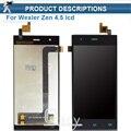 Для смартфона WEXLER ZEN 4.5 жк-дисплей + сенсорный экран ассамблея Оригинальный новый модуль