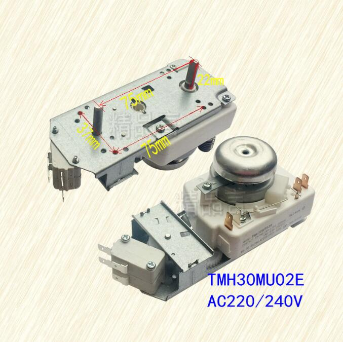 NEW TMH30MU02E Microwave oven timer Time relay AC220V AC240V 15A 250VAC good microwave oven timer tmh30mu02e 220 240v 4 pins bbq function