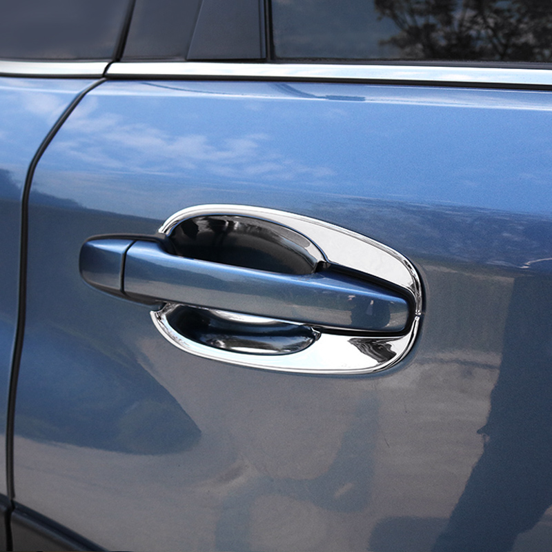 Chrome Door Handle Cover For Toyota Sienna 2011-2019 XL30 Molding Protector