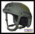 M/lg oliver drab deluxe marítima kevlar à prova de balas nij nível iiia 3a testado rápido capacete ops core rápido ballistic capacete de kevlar