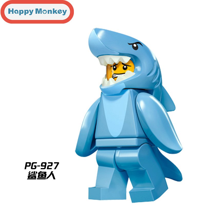 PG-927 Shark Suit Guy
