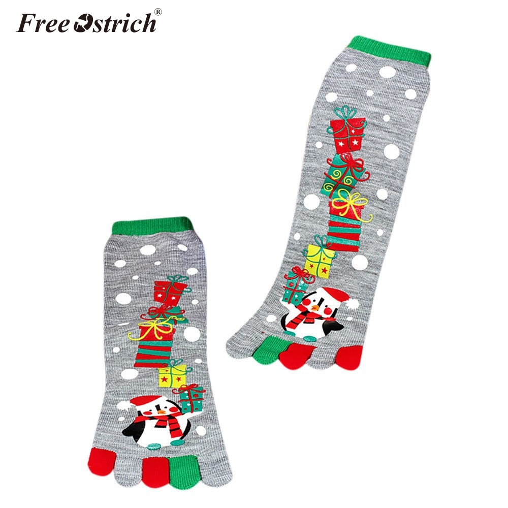 Free Ostrich women's socks lady christmas gift sock winter ...