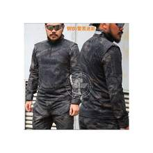 Hot Sale 100% Cotton Breathable Army Tactical Military mens camouflage shirts Hunting For Man Whosale