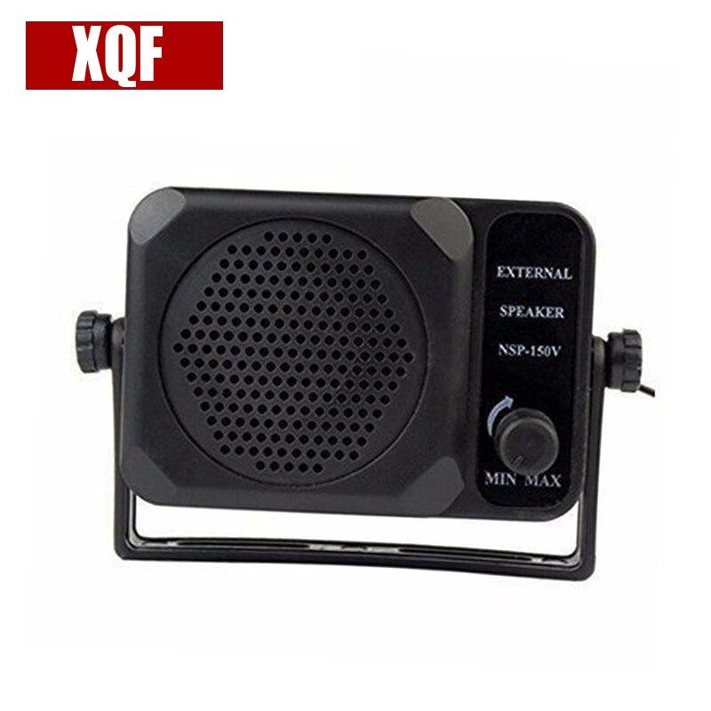 XQF NSP-150V External Speaker for Yaesu Kenwood Icom Yaesu Car Mobile RadioXQF NSP-150V External Speaker for Yaesu Kenwood Icom Yaesu Car Mobile Radio