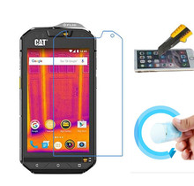 Soft Glass Nano Explosion proof Screen Protector Protective Lcd Film Guard For Cat S60 S30 S40