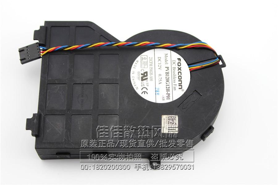 Foxconn Pvb120g12h P01 Ab J50gh A00  J50gh 0j50gh 12v 0 75