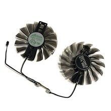 2 pçs/set GTX1080 MAXSUN GTX 1070 JetStream GPU VGA Cooler Ventilador de Refrigeração Para GTX1080Ti Super JetStream de Refrigeração da Placa De Vídeo em Termos Gráficos