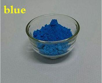 Nails Art & Werkzeuge Neon See Blau Farbe Fluoreszierende Phosphor Pigmentpulver Für Nagellack & Malerei & Druck 100 Gr/los Pulver Fluoreszenz Erfrischung