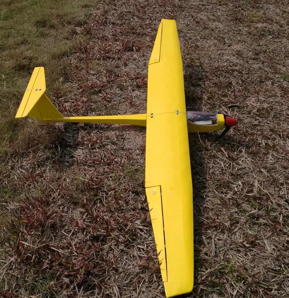 DIY balsa дерево rc Plane Самолет Бесплатная доставка