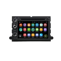 KLYDE 7 2 Din Android 8.1 Car Radio For Ford Fusion Explorer F150 Edge Expedition Car Audio Multimedia Car Stereo Mirror link