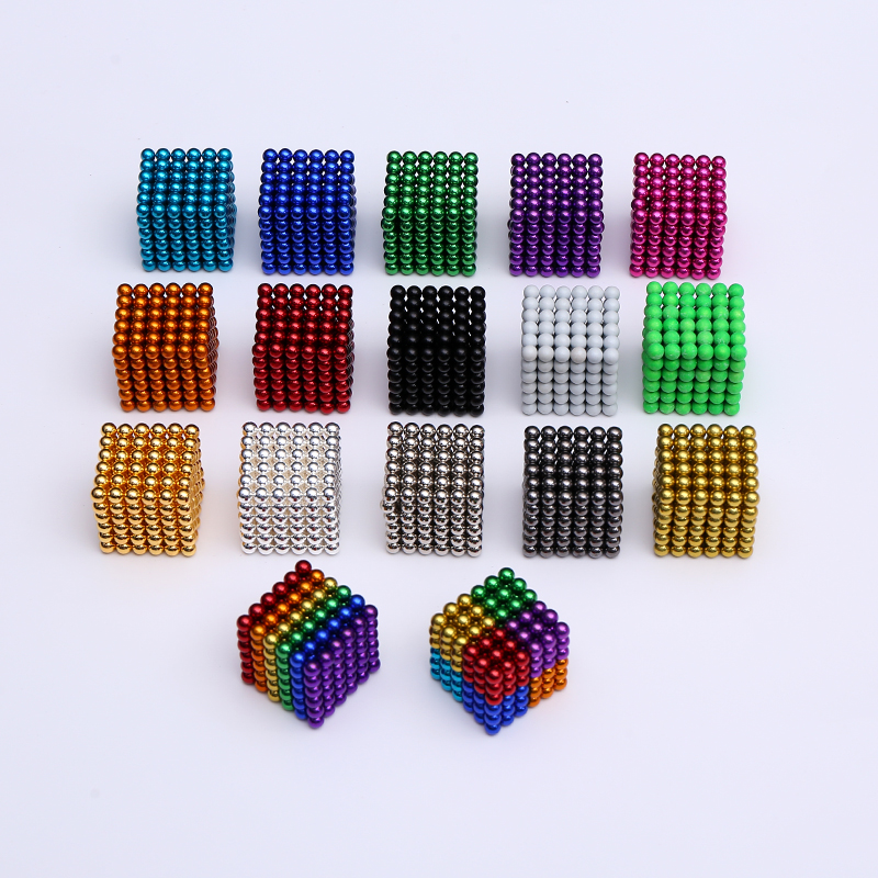 216pcs 5mm Magic Magnet…