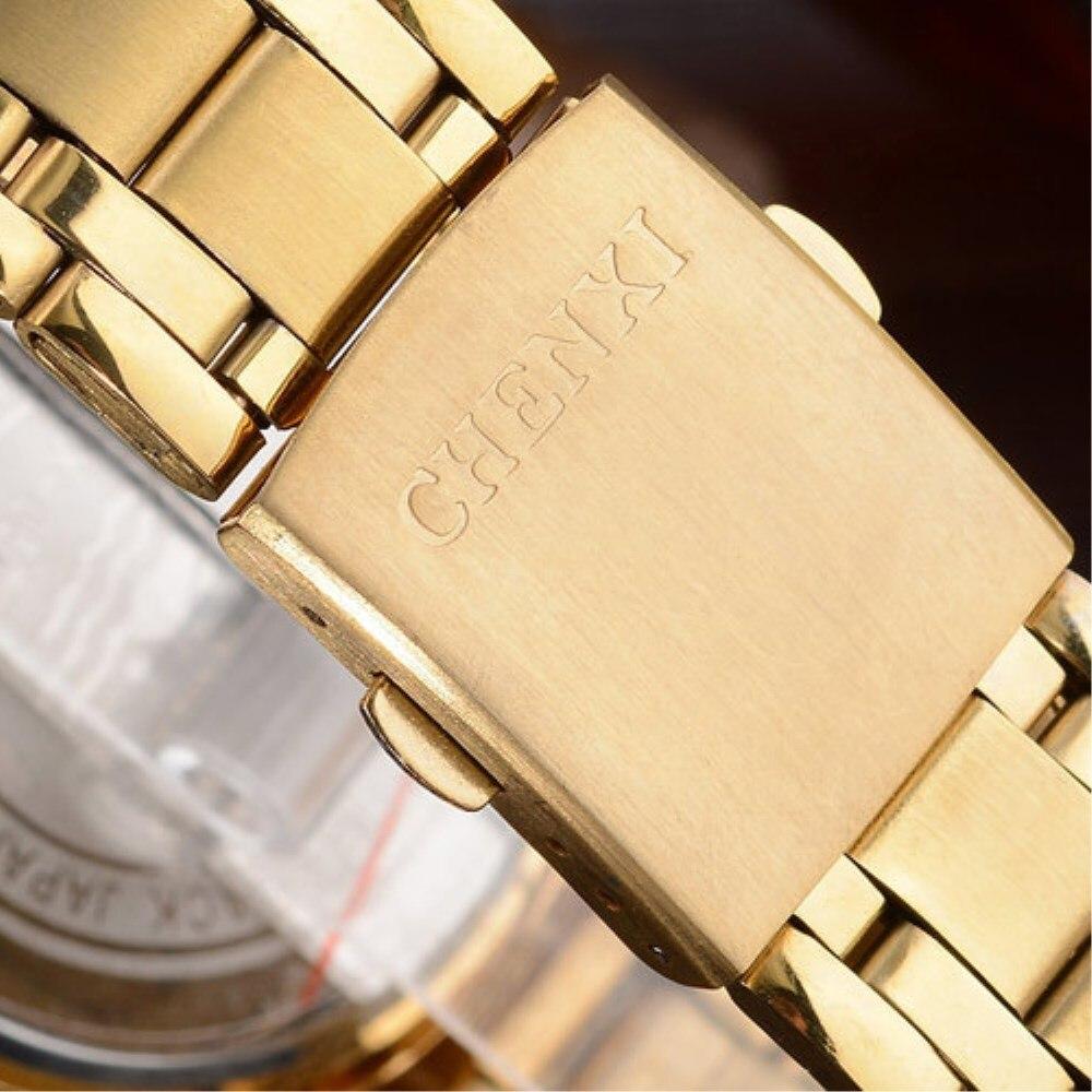 NATATE Χρυσό ρολόι χρυσού μόδας γυναικών - Γυναικεία ρολόγια - Φωτογραφία 6