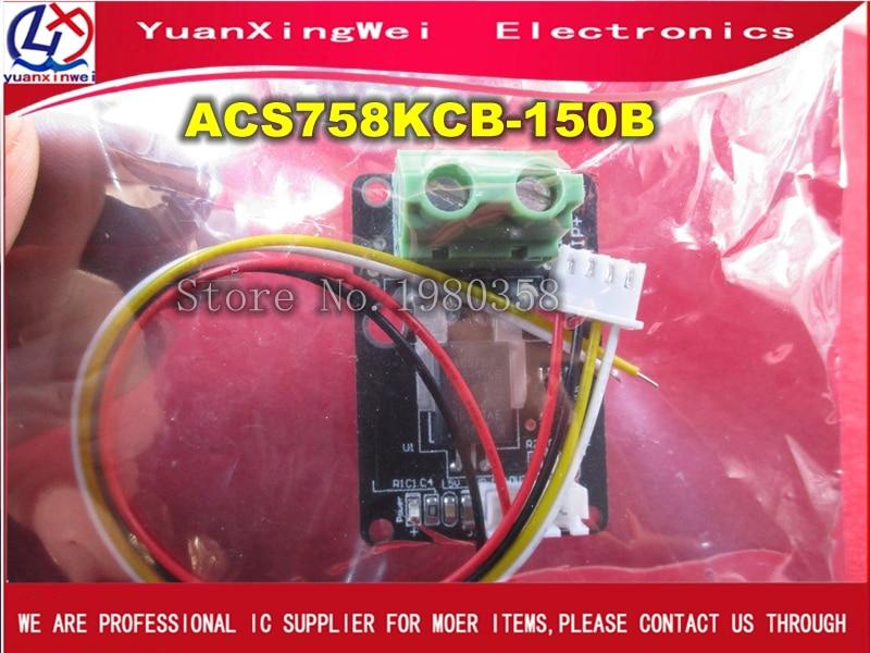 ACS758 ACS758KCB ACS758KCB-150B AC and DC Current Sensor module 1PCS 6es7284 3bd23 0xb0 em 284 3bd23 0xb0 cpu284 3r ac dc rly compatible simatic s7 200 plc module fast shipping