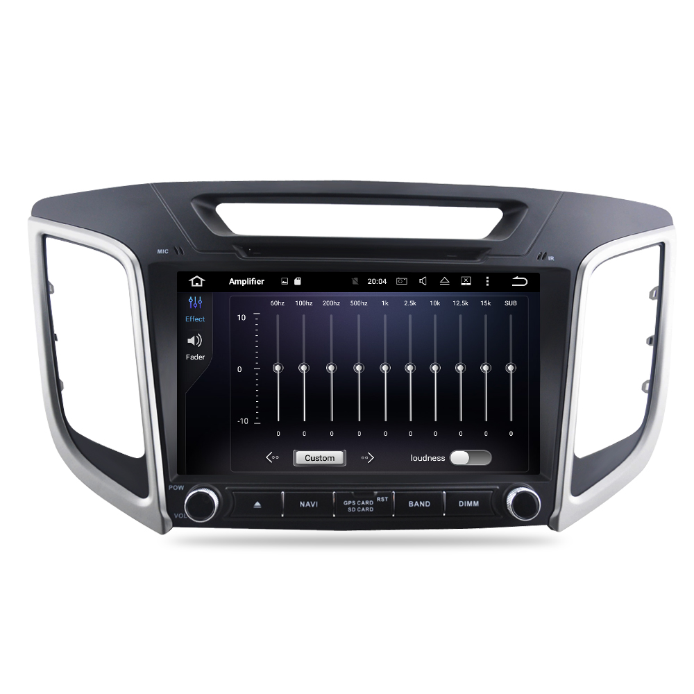 """Image 3 - 9"""" IPS Screen Android 9.0 Car DVD Player For Hyundai ix25 Creta 2014 2018 Stereo 2 Din Video GPS Navigation Radio FM Multimedia-in Car Multimedia Player from Automobiles & Motorcycles"""