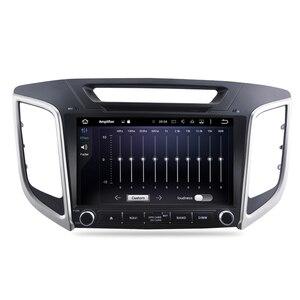 """Image 3 - 9 """"leitor de dvd do carro do andróide 9.0 da tela ips para hyundai ix25 creta 2014 2018 estéreo 2 vídeo din gps navegação rádio fm multimídia"""